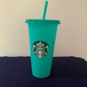 Starbucks, color changing cups.